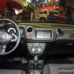 Honda Brio dashboard at the CAMPI 2014
