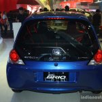 Honda Brio rear at the CAMPI 2014