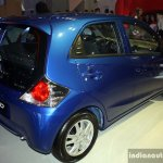 Honda Brio rear right three quarter at the CAMPI 2014