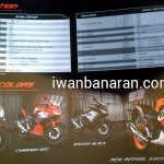 Honda CBR150R brochure scan from Indonesia