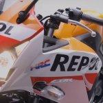 Honda CBR150R facelift close-up