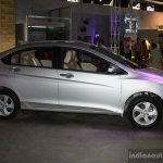 Honda City side at the 2014 Nepal Auto Show