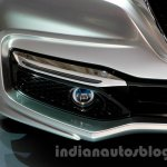 Honda HR-V Modulo Concept foglamp at the 2014 Indonesian International Motor Show