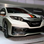 Honda HR-V Mugen Concept front three quarters at the 2014 Indonesian International Motor Show