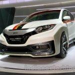 Honda HR-V Mugen Concept front three quarters right at the 2014 Indonesian International Motor Show
