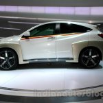 Honda HR-V Mugen Concept profile at the 2014 Indonesian International Motor Show