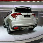 Honda HR-V Mugen Concept rear three quarter angle at the 2014 Indonesian International Motor Show