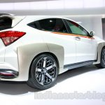 Honda HR-V Mugen Concept rear three quarters at the 2014 Indonesian International Motor Show