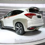 Honda HR-V Mugen Concept rear three quarters left at the 2014 Indonesian International Motor Show