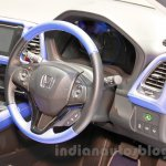 Honda HR-V Mugen prototype dashboard at the 2014 Indonesia International Motor Show