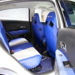 Honda HR-V Mugen prototype rear seat at the 2014 Indonesia International Motor Show