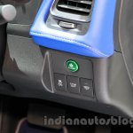 Honda HR-V Mugen prototype switches at the 2014 Indonesia International Motor Show