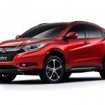 Honda HR-V for Europe front three quarter