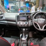 Honda Jazz Modulo dashboard at the Indonesia International Motor Show 2014
