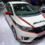 Honda Jazz Modulo front three quarters at the Indonesia International Motor Show 2014