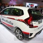 Honda Jazz Modulo rear three quarters at the Indonesia International Motor Show 2014