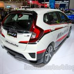 Honda Jazz Modulo rear three quarters right at the Indonesia International Motor Show 2014