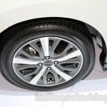 Honda Jazz Modulo wheel at the Indonesia International Motor Show 2014