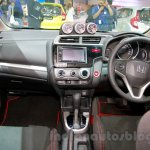 Honda Jazz Mugen dashboard at the Indonesia International Motor Show 2014