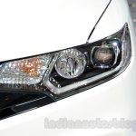 Honda Jazz Mugen headlamp at the Indonesia International Motor Show 2014