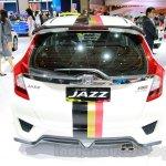 Honda Jazz Mugen rear at the Indonesia International Motor Show 2014