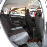 Honda Jazz Mugen rear seat at the Indonesia International Motor Show 2014