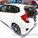 Honda Jazz Mugen rear three quarters at the Indonesia International Motor Show 2014