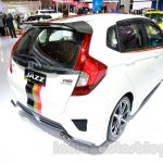 Honda Jazz Mugen rear three quarters right at the Indonesia International Motor Show 2014