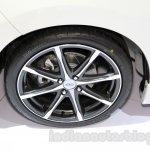Honda Jazz Mugen wheel at the Indonesia International Motor Show 2014