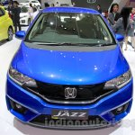 Honda Jazz at the Indonesia International Motor Show 2014