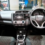 Honda Jazz dashboard at the Indonesia International Motor Show 2014