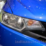 Honda Jazz headlamp at the Indonesia International Motor Show 2014