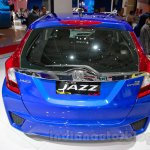 Honda Jazz rear at the Indonesia International Motor Show 2014