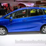 Honda Jazz side at the Indonesia International Motor Show 2014