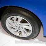 Honda Jazz wheel at the Indonesia International Motor Show 2014