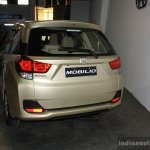 Honda Mobilio Rear at the NADA Auto Show Nepal