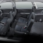 Honda Mobilio Thailand press shots 2-row seats