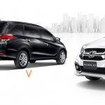 Honda Mobilio Thailand press shots grade