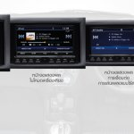 Honda Mobilio Thailand press shots music system