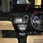 Honda Mobilio interior at the NADA Auto Show Nepal