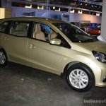 Honda Mobilio side at the NADA Auto Show Nepal