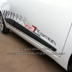 Hyundai Grand i10 SportZ edition body decal