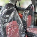 Hyundai Grand i10 SportZ edition front seats