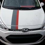 Hyundai Grand i10 SportZ edition front