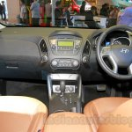 Hyundai Tucson dashboard at the 2014 Indonesia International Motor Show