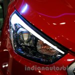 Hyundai Tucson headlamp at the 2014 Indonesia International Motor Show