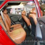 Hyundai Tucson rear seat at the 2014 Indonesia International Motor Show