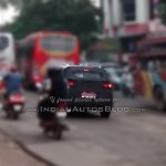 Hyundai ix25 Spied India IAB taillight