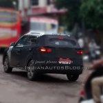 Hyundai ix25 Spied India IAB