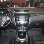 New Nissan X-Trail interior at CAMPI 2014